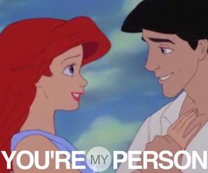 disney, quotes, and the little mermaid image