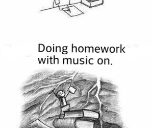 homework, lol, and funny image