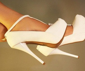 heels, high heels, and fashion image
