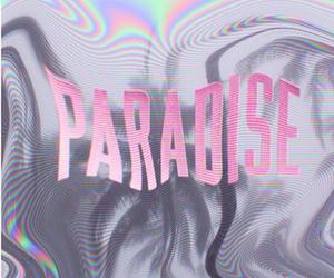 paradise, grunge, and pink image