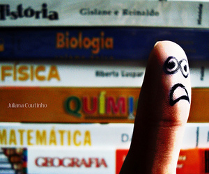 fingers and books image