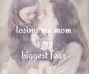 mom, love, and fear image
