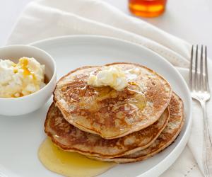 breakfast, honey, and orange blossom image