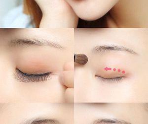 asian, makeup, and tutorial image