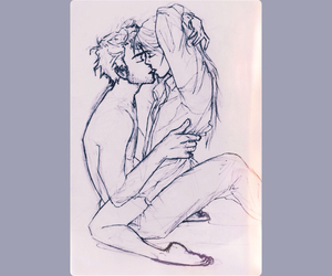couple, draw, and couple draw image