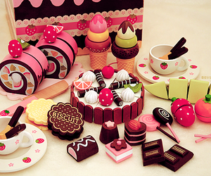 adorable, beautiful, and cakes image