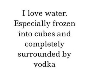 alcohol, funny, and water image