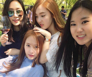 krystal, jessica, and jungsis image