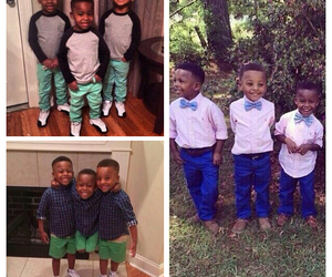 aww, boys, and brothers image