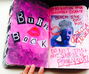 burn book, wreck this journal, and my pic image