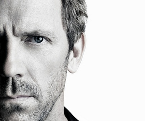 house, hugh laurie, and house md image