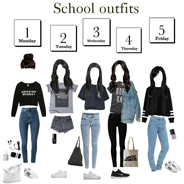 1875dd48bc5f 43 images about Outfits👗 on We Heart It