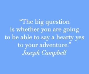 adventure, blue, and quotes image
