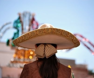 girl, mexican, and mexico image