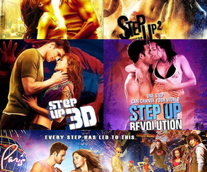 dance, step up 4, and step up 5 image