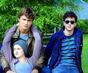 tfios, the fault in our stars, and isaac image