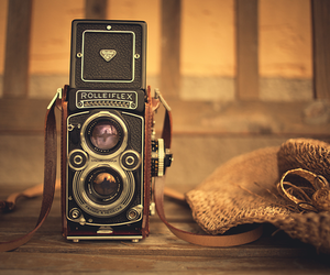 camera, old, and photography image