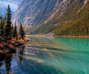 canada, landscape, and nature image