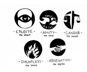 abnegation and factions image