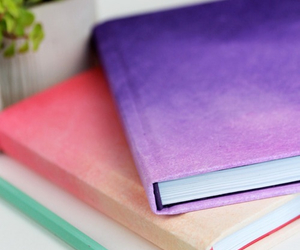 notebook, school, and book image