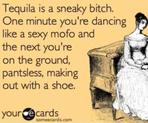 tequila, funny, and lol image