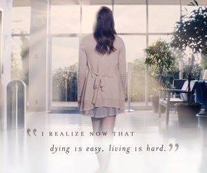 if i stay, dying, and mia image