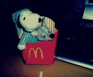 photography, snoopy, and cute image