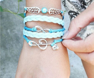 accessories, amazing, and blue image