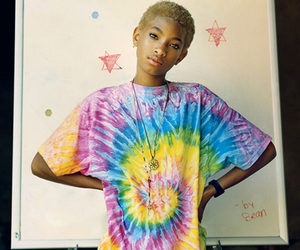 celebrities, willow smith, and famous image