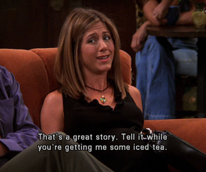 friends, Jennifer Aniston, and funny image