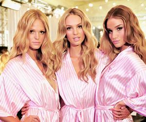 Victoria's Secret, model, and pink image