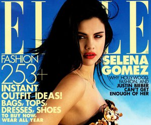 beautiful, Elle, and selena gomez image