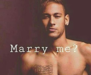 marry, me, and neymar image