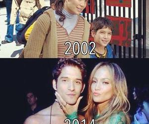 Jennifer Lopez, tyler posey, and teen wolf image