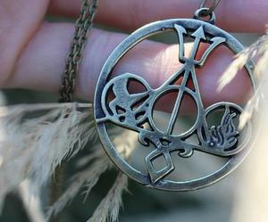 chain, fandom, and catching fire image