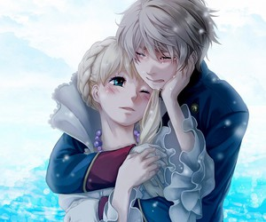 slaine and aldnoah zero image