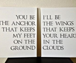 anchor, quote, and beautiful image