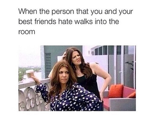 hate and friends image