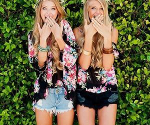 beautiful, fashion, and girls image