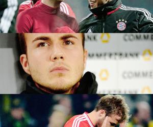 boy, deutschland, and football image