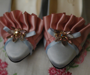 candy, marie antoinette, and shoes image