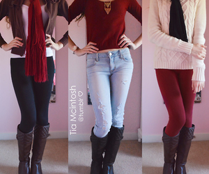 outfit, fashion, and perfect image