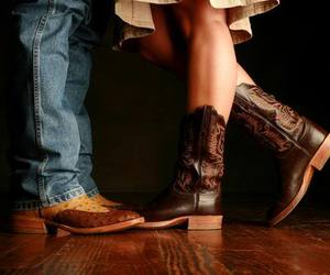 country and couple image