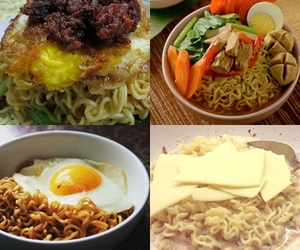 food and indomie image
