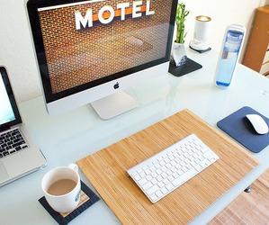 apple, imac, and tech image
