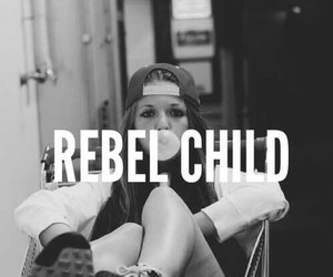 rebel and child image