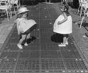 girl, kids, and dress image