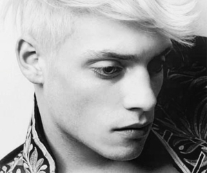 bleach, blond, and blonde image