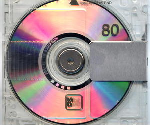 cd, 80s, and music image