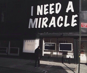 miracle and need image
